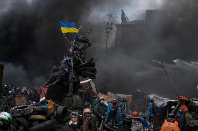 Позывной «Процесс». Интервью с добровольцем о событиях Майдана, Иловайске и контузии