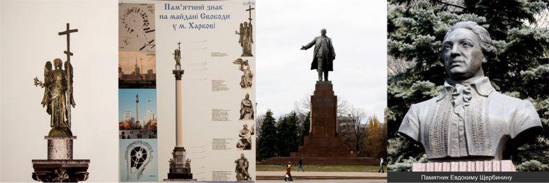 Памятник «русскому миру» в сердце Харькова: семантический анализ