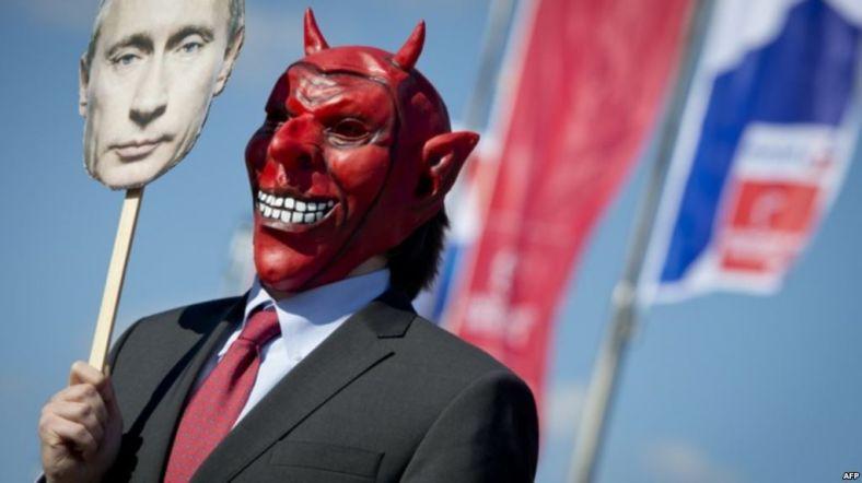 «Крымнаш» и немецкие друзья Кремля