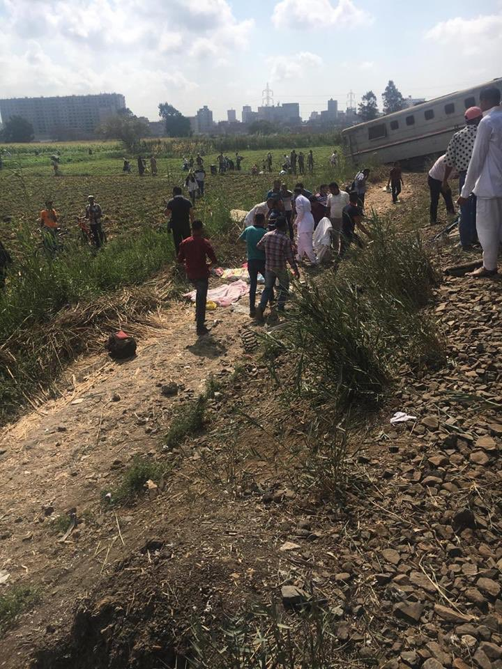 Жуткая катастрофа на железной дороге в Египте: десятки погибших