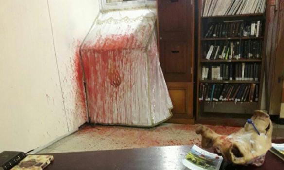В Умани осквернили могилу Нахмана
