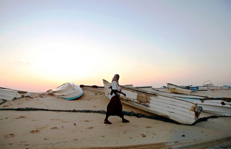 Куда уплыли сомалийские пираты?