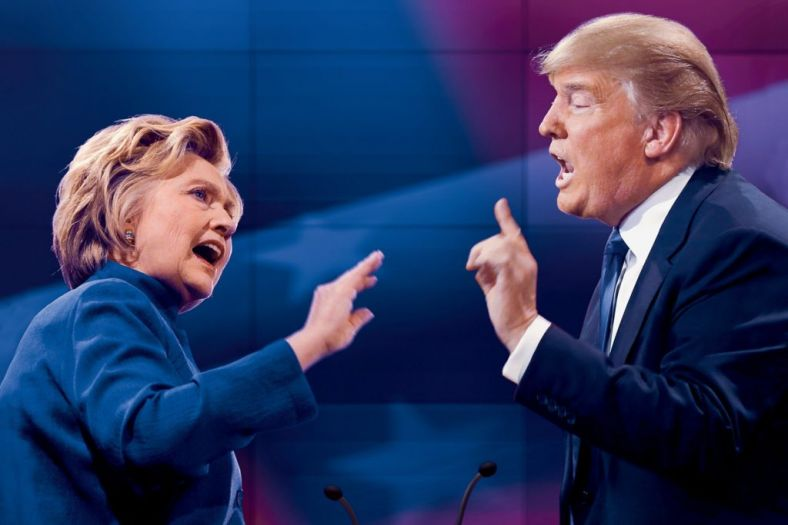 Трамп: Путин обошел Клинтон иОбаму на любом шагу