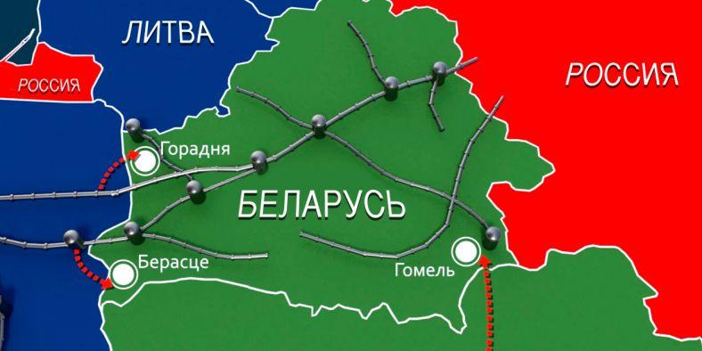 Обречена ли Беларусь на зависимость от «Газпрома»?