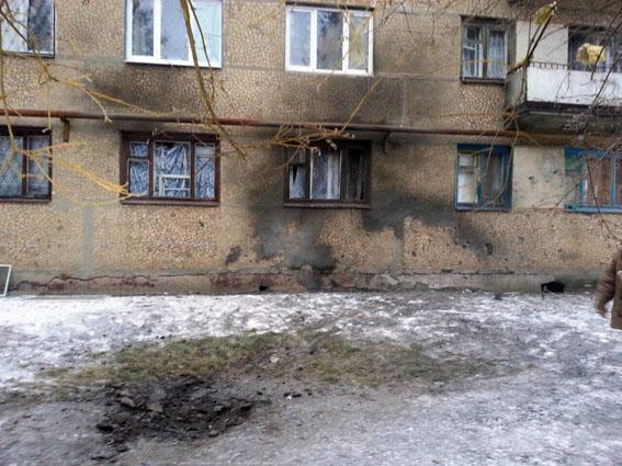 Авдеевка осталась без воды из-за обстрелов боевиков