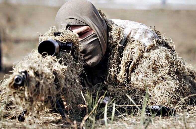 Исповедь снайпера