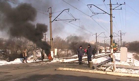 Организаторы блокады ОРДЛО опять заявляют о грядущем разгоне