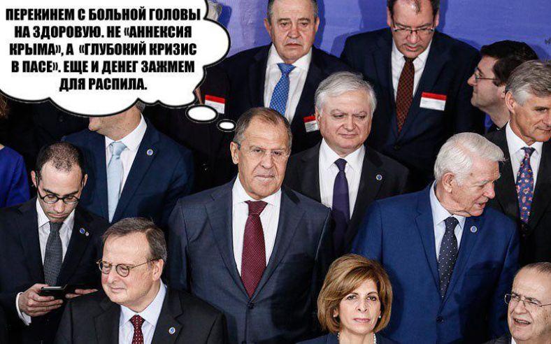 Лавров проинформировал генеральному секретарю Совета Европы оприостановке уплаты взносов вСЕ