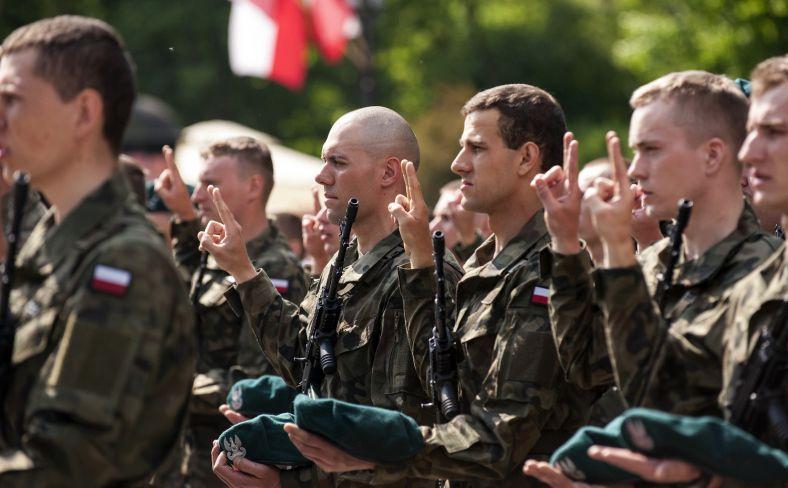 «Ультралёгкая пехота». Как Польша вооружает новый вид армии
