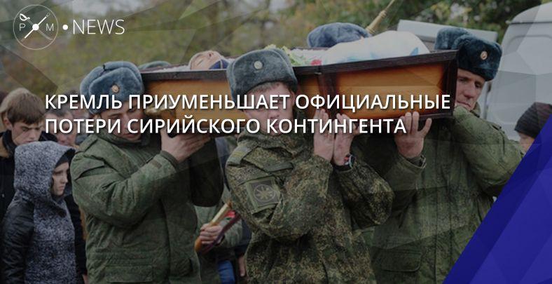 Сконца января вСирии погибло трое русских военных