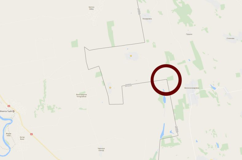 В Одесской области демаркационная линия отрезала два села от Украины