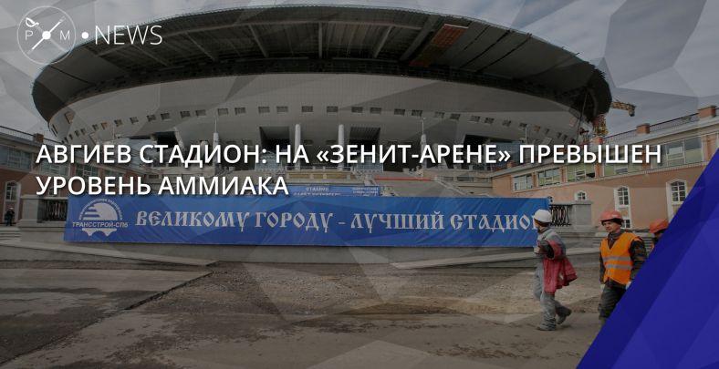 Таджики виноваты втом, что на«Зенит-арене» нельзя играть вфутбол