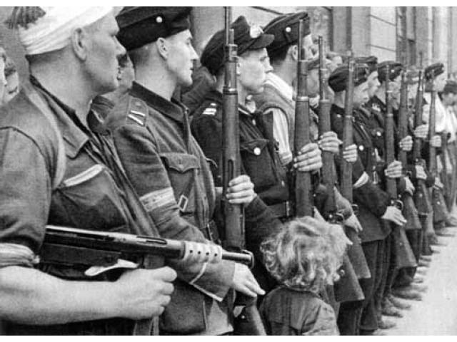 Русские и Варшавское восстание