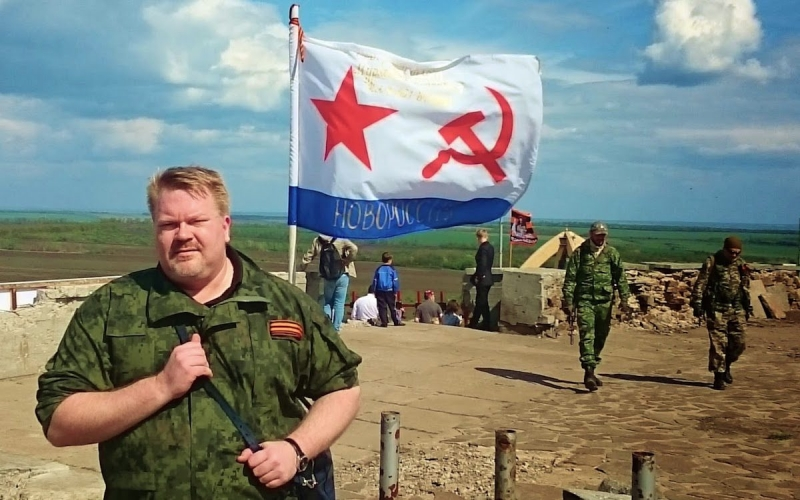 Именно так по мнению российской пропаганды должен выглядеть «финский правозащитник»