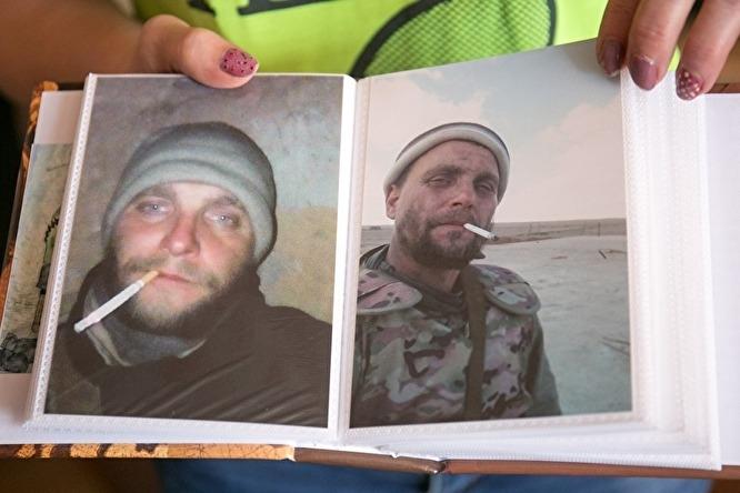 Супруга российского наемника, погибшего в Сирии: Он где-то через полгода после Донбасса начал скучать, фото-4