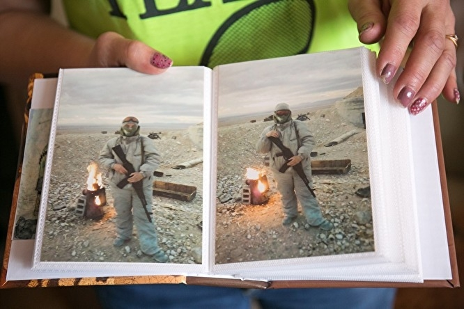 Супруга российского наемника, погибшего в Сирии: Он где-то через полгода после Донбасса начал скучать, фото-5