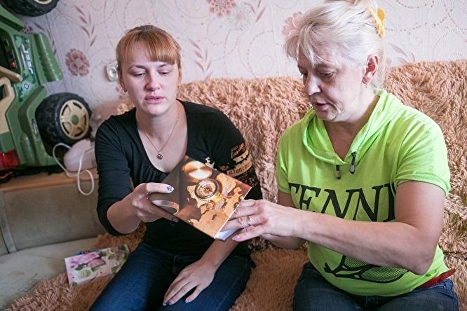 Супруга российского наемника, погибшего в Сирии: Он где-то через полгода после Донбасса начал скучать, фото-7