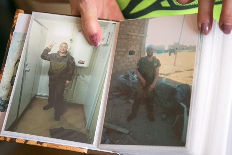 Супруга российского наемника, погибшего в Сирии: Он где-то через полгода после Донбасса начал скучать, фото-3
