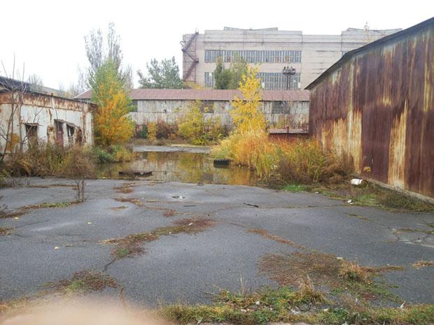 """ЧСЗ: Двадцать лет назад тут строился авианосец """"Ульяновск"""""""