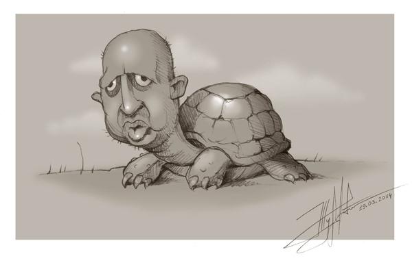Черепаха Турчилла