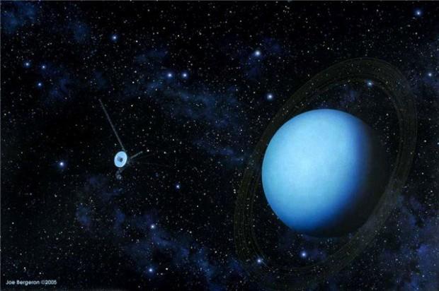 Да, это Уран