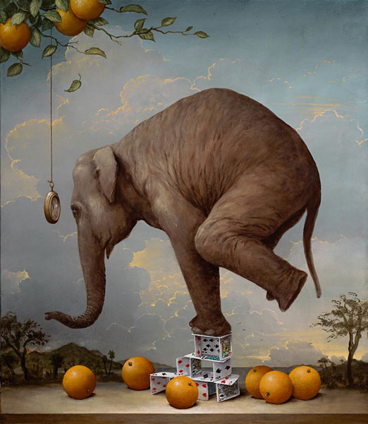 Kevin Sloan: Consequences of Hypnosis, 2011